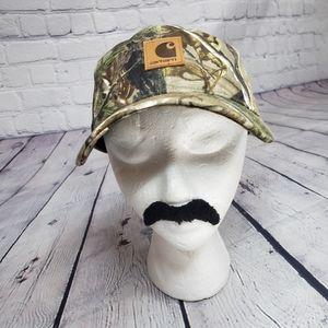 Carhartt work camo cap hat